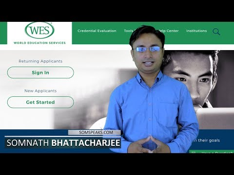 How to apply to WES for Credential Evaluation , World Education Service