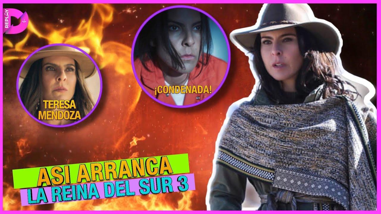 Download La Reina del Sur 3 Temporada: Se filtra escena del primer capitulo en Bolivia