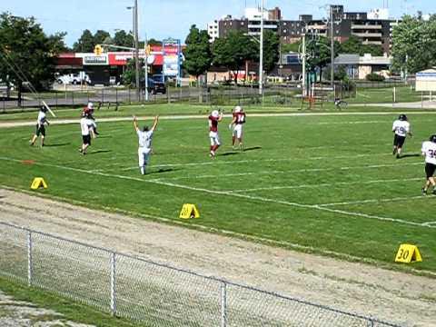 M. Morrison Football 2