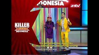 Penampilan Ervina membuat para juri kagum! – Killer Karaoke Indonesia