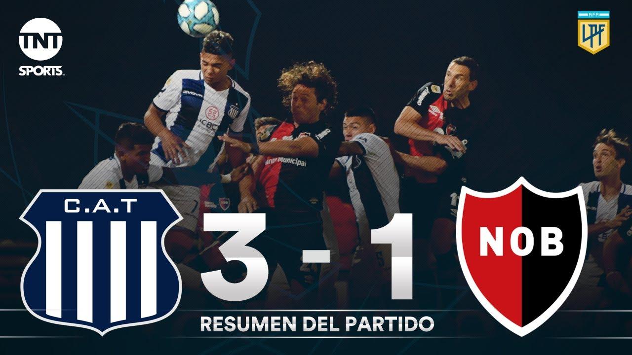 Resumen de Talleres vs Newell's Old Boys (3-1) | Fecha 1 | Zona 4 - Copa Liga Profesional
