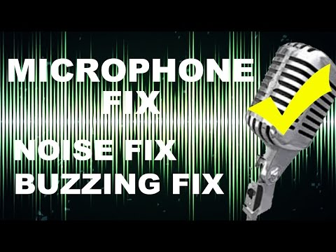 how-to-fix-or-remove-background-noise,buzzing-sound-while-recording-through-microphone-on-windows-pc