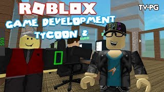 MAKING ROBLOX GAMES! | Roblox Game Development Tycoon 2