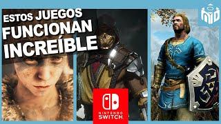 Los MEJORES PORT optimizados para Nintendo Switch   N Deluxe