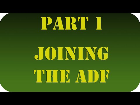 Is service life for you? | Joining the Australian Defence Force |  Part 1