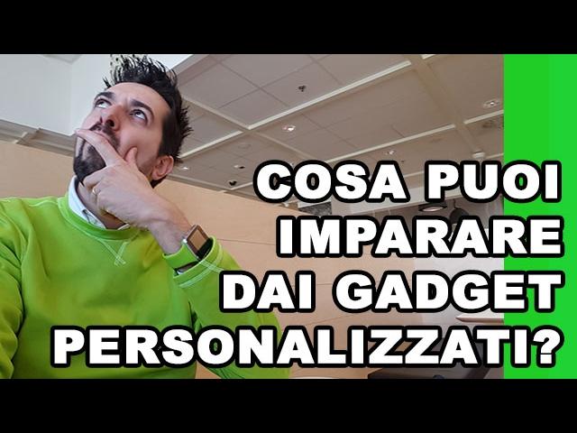 Gadget personalizzati e consigli Marketing (grazie a Collis.it)