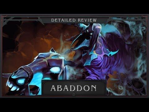 видео: dota 2 abaddon - lord of avernus (Детальный Обзор / detailed review)