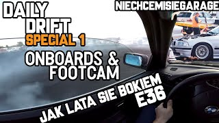 Drift Onboard Footcam Commentary - DailyDrift Special 1
