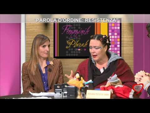 """FEMMINILE PLURALE 2019/20 """"Parola d'ordine: Resistenza"""""""