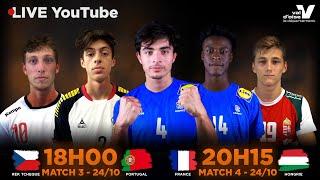 DAY 2 I TIBY Handball U18M 2019