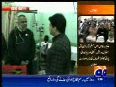 Pakistani doctors in Gaza Palestine