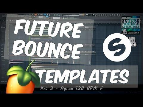 FUTURE BOUNCE Essentials - 5 FL Studio Templates Preview | + FREE Demo