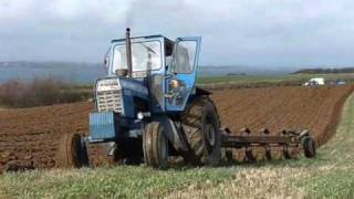 FORD 9600 most powerfull tractor uk