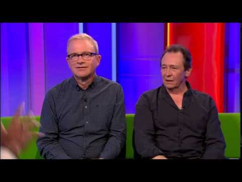 An Evening with Harry Enfield & Paul Whitehouse Interview