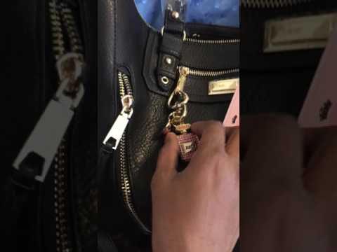 Kohl's juicy couture handbags & accesories haul.