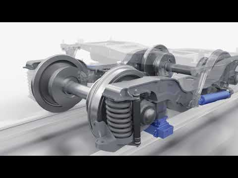 Liebherr - Electro-hydraulic actuators by Liebherr-Transportation Systems