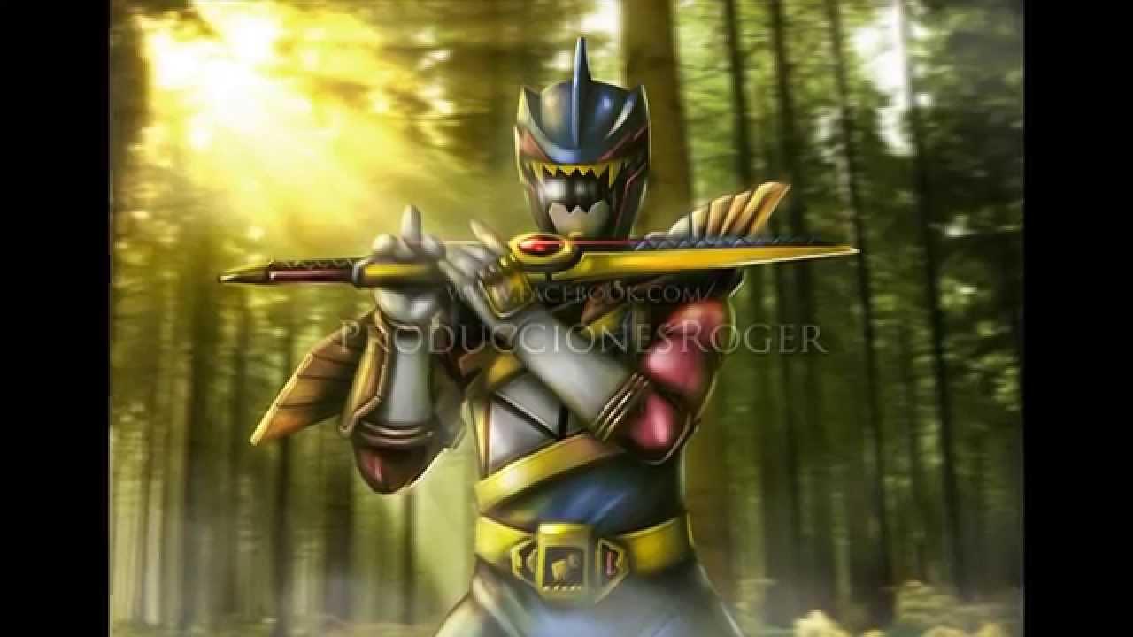 Deathryuger Ranger FanArt Commission by Roger Goldstain ...
