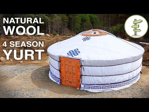 Off Grid Prospector Style Tent A Tiny House Alternative