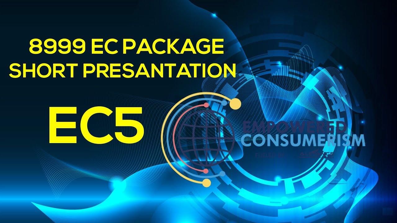 Download 8999 EC PACKAGE SHORT PRESENTATION