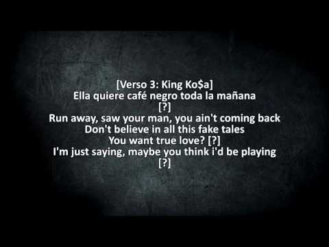 Si Tu Lo Dejas (LETRA) Rvssian Ft.  Bad Bunny X Farruko X Nicky Jam X King Kosa