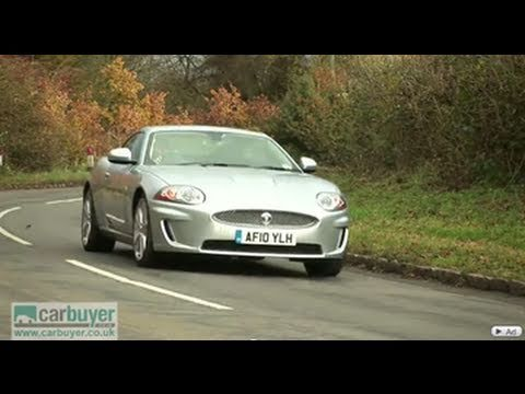 Jaguar XK review - CarBuyer