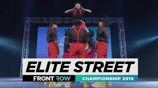 ELITE STREET | FRONTROW | JUNIOR DIVISION | World of Dance Championship 2019 | #WODCHAMPS19
