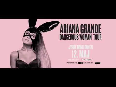 Ariana Grande @ Jyske Bank Boxen 12. maj 2017