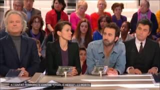 Mathieu Madenian apprend la mort de charb et cabu