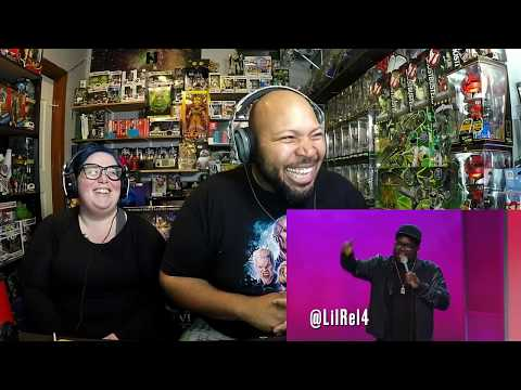 Lil Rel is Cutting Up | Stand-Up | LOL Network Reaction