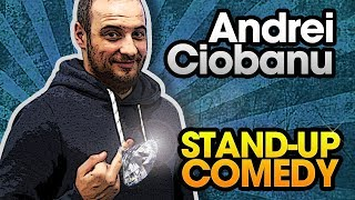 Andrei Ciobanu - Cerere in casatorie in timpul showului (stand-up comedy Club 99)