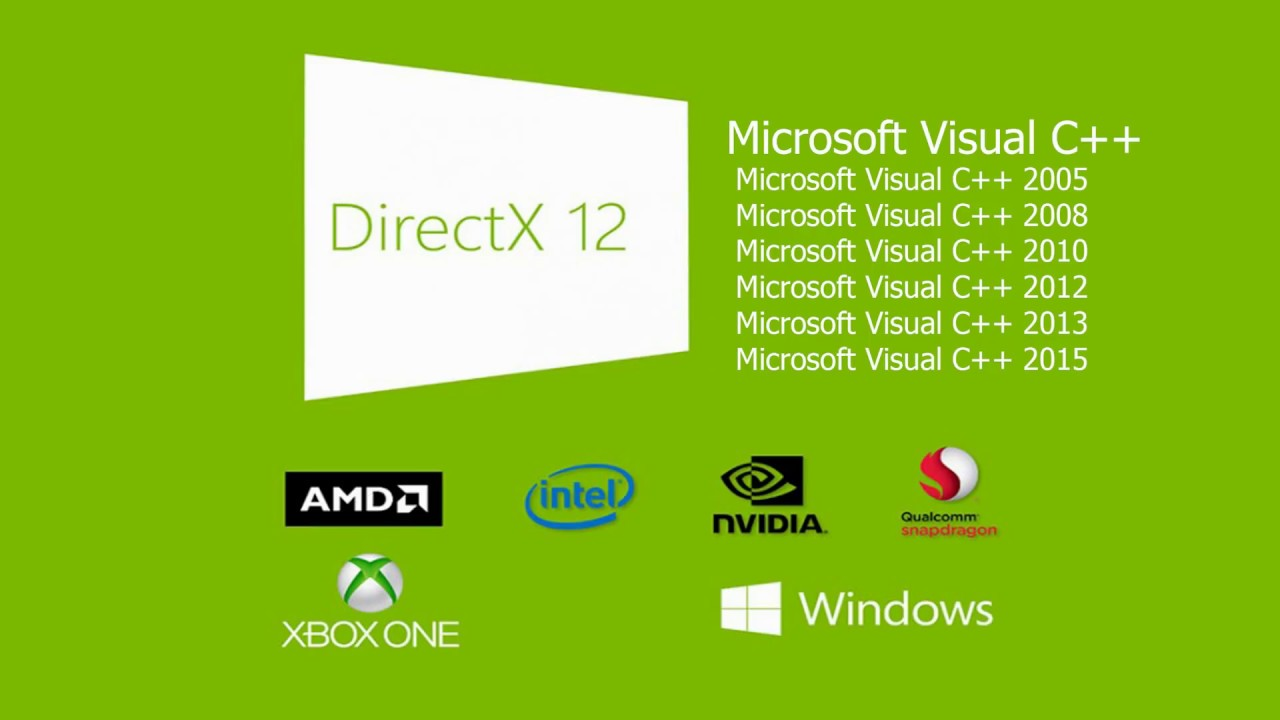 DirectX Pack And Vulkan Drivers For Windows Gaming Experience