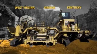 Cat® Highwall Mining - HW300 Features and Benefits