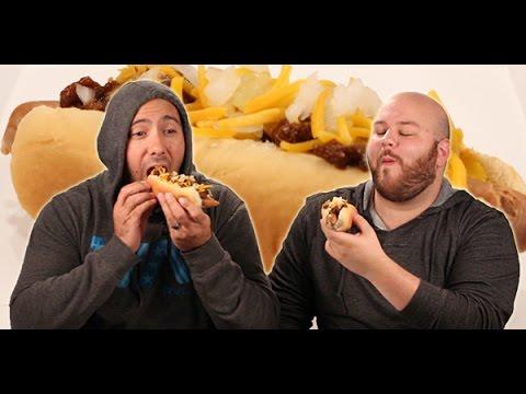 Michigan Food Taste Test