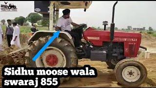 Sidhu moose wala 855 drive kr da