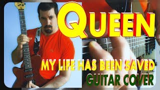 Queen - My Life Has Been Saved - Cover