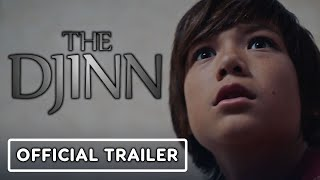 The Djinn - Exclusive Official Trailer (2021)