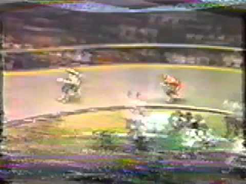 Roller Derby Part 3: Debbie Heldon Juanita Ricardo Vs Diane Syverson and Georgia Hase