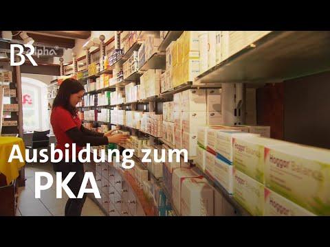Pharmazeutisch-kaufmännischer Angestellter | Ausbildung | Beruf | BR