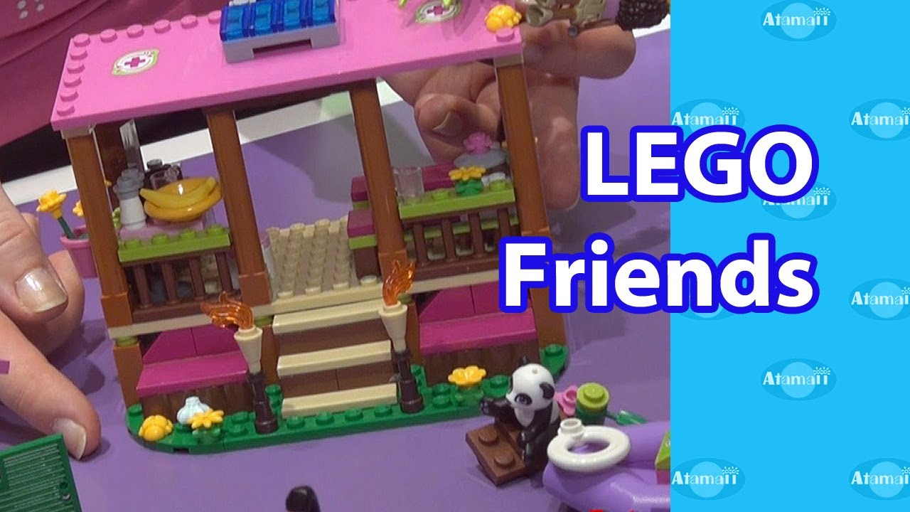 Lego Friends Toys Nuremberg Toy Fair Preview Youtube