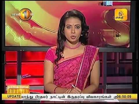 News1st Sunrise News Shakthi tv 26th Octomber 2016
