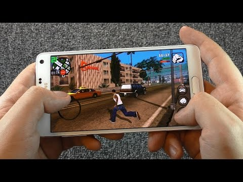 Игры на Samsung Galaxy Note 4 с Exynos 5433 с FPS + бенчмарки (games and benchmarks)
