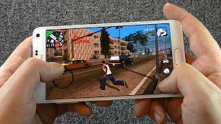 игры на Samsung Galaxy Note 4 с Exynos 5433 с FPS  бенчмарки (games and benchmarks)