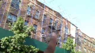 RANT NYCHA APARTMENT OMG ASBESTOS ABATEMENT AGAIN?? SON CAN'T BREATH! phase 2