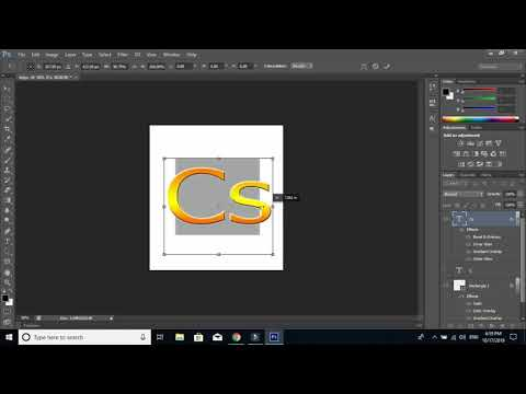 logo design photoshop 2 || Logo Design || Logo Design Tutorial || thumbnail