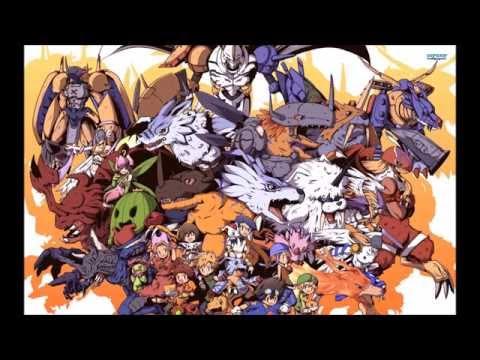 Brave Heart - Digimon Adventure OST - Female Version