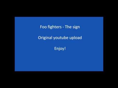 The Sign -  Lyric Video