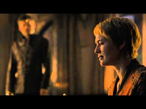 """Game of Thrones Season 6: Episode #1 Clip """"Cersei and Jamie"""" (HBO)"""