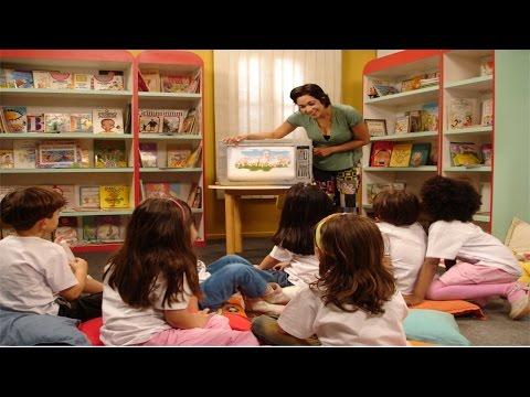 Curso Educação Infantil - Literatura Infantil e Contação de Histórias