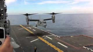 MV-22 Osprey Ops