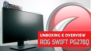 ASUS - Swift PG278Q - Unboxing/Overview